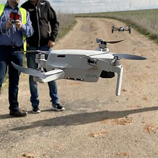 Policia drones puertodrones